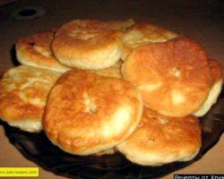Беляши на сковороде пышные пошаговый рецепт