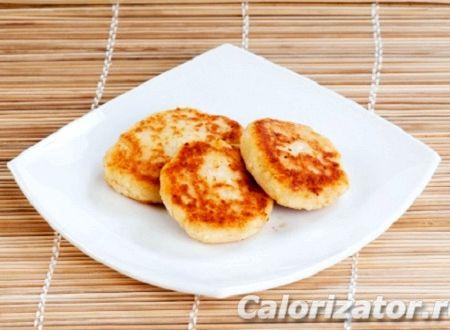 рецепт творожных сырников в духовке с фото