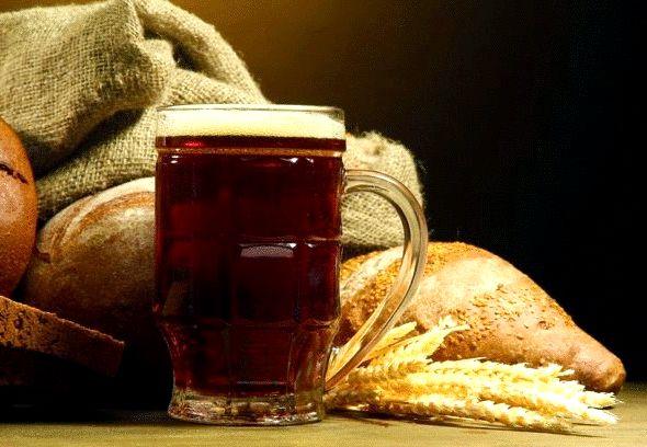 Домашний квас из ржаного хлеба без дрожжей рецепт на 3 литра