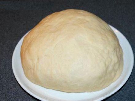 Рецепт теста на пирожки с сухими дрожжами