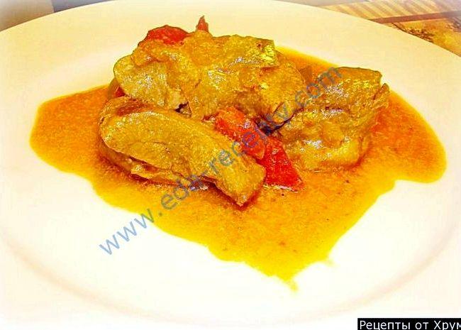подливка из индейки рецепт с фото пошагово