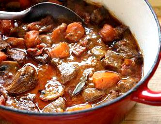 Гуляш из свинины рецепт с фото пошагово