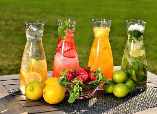 Как делать лимонад в домашних условиях рецепт