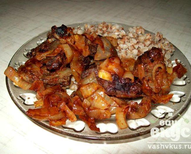 Что приготовить из свинины простое рецепты
