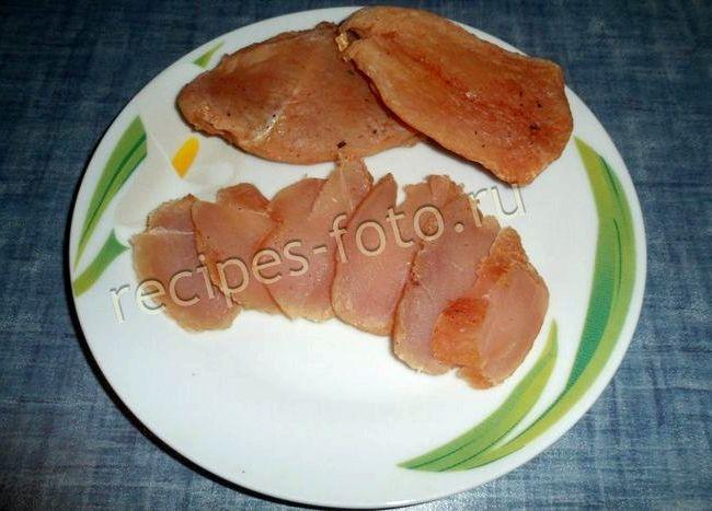 Карпаччо из свинины в домашних условиях
