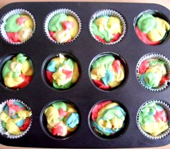 Кексы в бумажных формочках рецепты фото