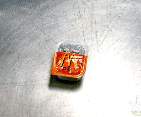 Кисло сладкий соус как в макдональдсе рецепт