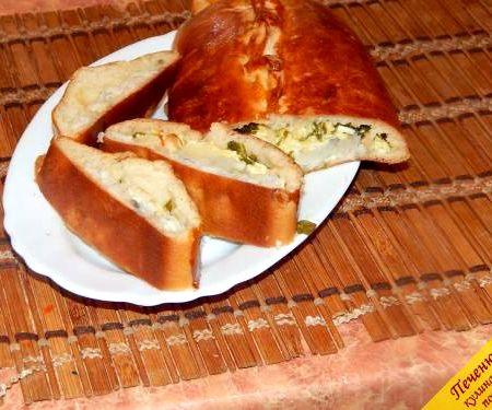 Кулебяки с рыбой рецепт пошаговый