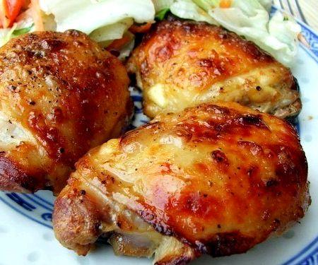 Куриные бедрышки как пожарить рецепты