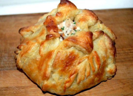 Курник с фаршем и картошкой рецепт тесто