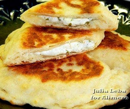 Хлеб лепешки на кефире в духовке рецепт