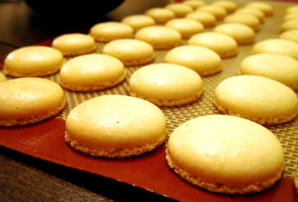 Печенье макарони рецепт с фото
