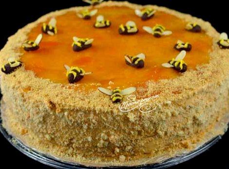 Медовик рецепт торта классический