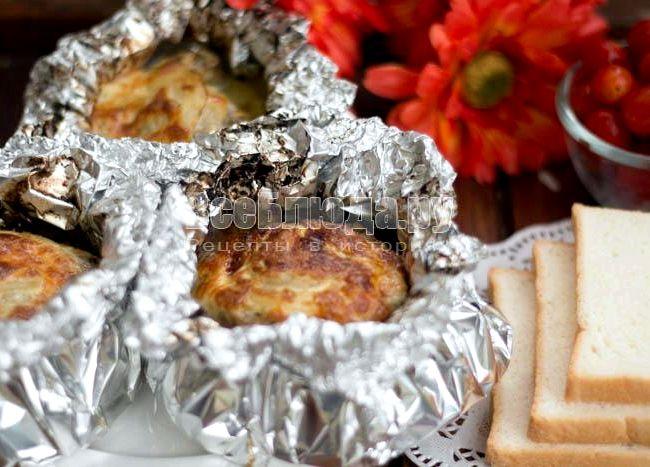 свинина в духовке с картошкой рецепты в фольге