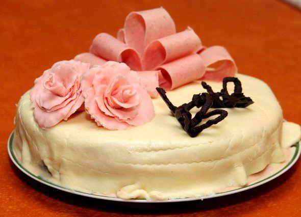 мастика для торта в домашних условиях пошаговый рецепт