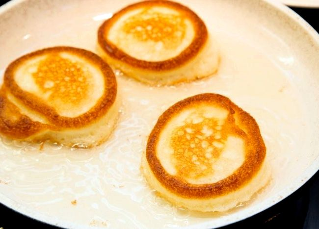 оладьи на прокисшем молоке рецепт с фото пошагово