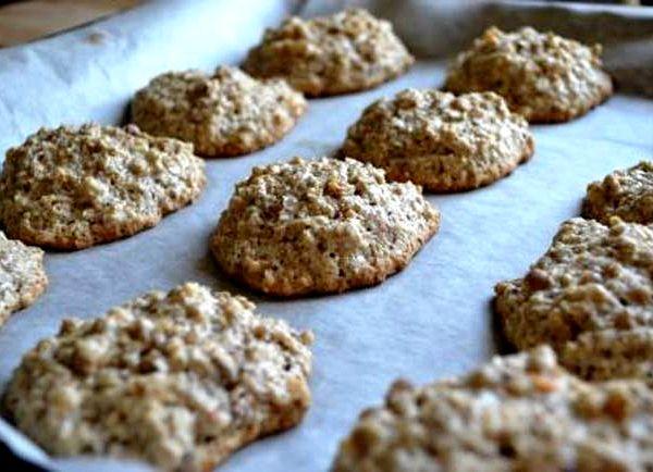 как сделать в домашних условиях овсяные печенья