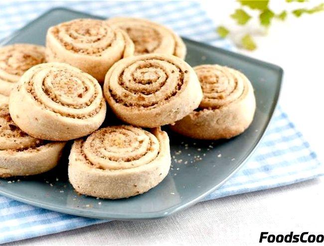 Рецепт песочного венского печенья