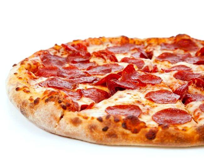 пицца рецепт с опятами и колбасой рецепт