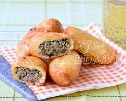 Пирожки с ливером рецепт пошагово с фото