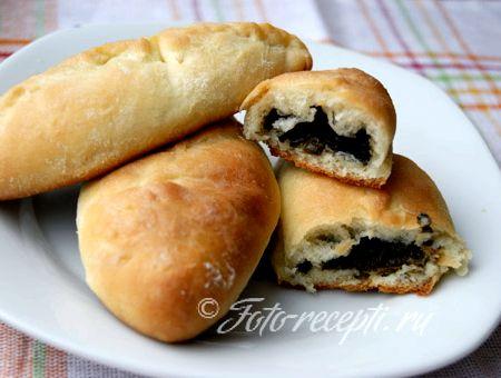 Пирожки с щавелем в духовке пошаговый рецепт с фото