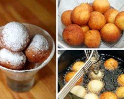 Пончики из творога рецепт классический пошаговый рецепт с фото