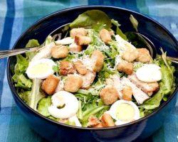 Пошаговый рецепт с фото салат греческий