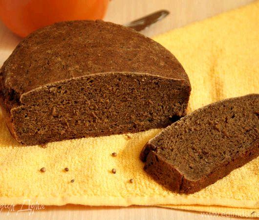 Бородинский хлеб в домашних условиях в духовке