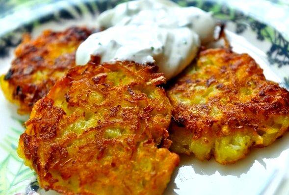 Драники картофельные классические рецепт пошаговый с