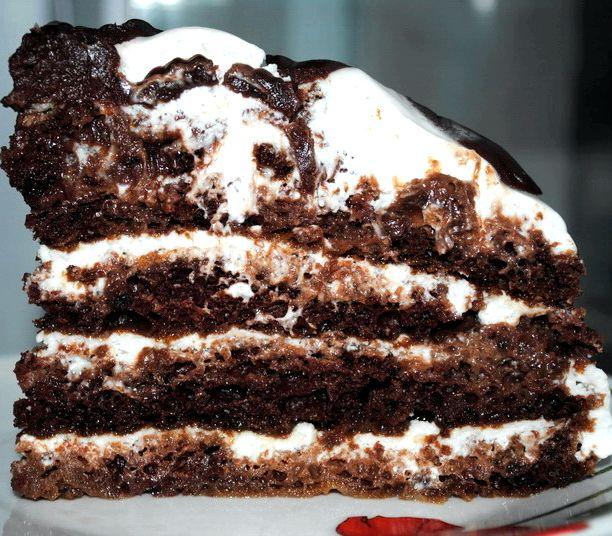 рецепт наполеона торта в домашних условиях с фото