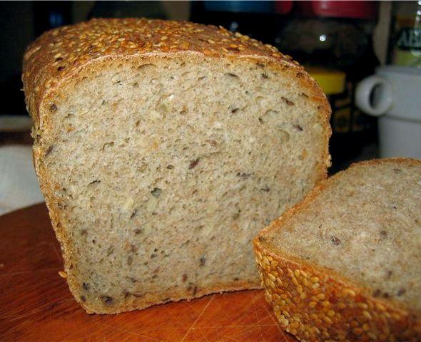 Бездрожжевой хлеб в хлебопечке рецепты с фото пошагово