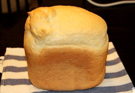Рецепт хлеба для хлебопечки мулинекс