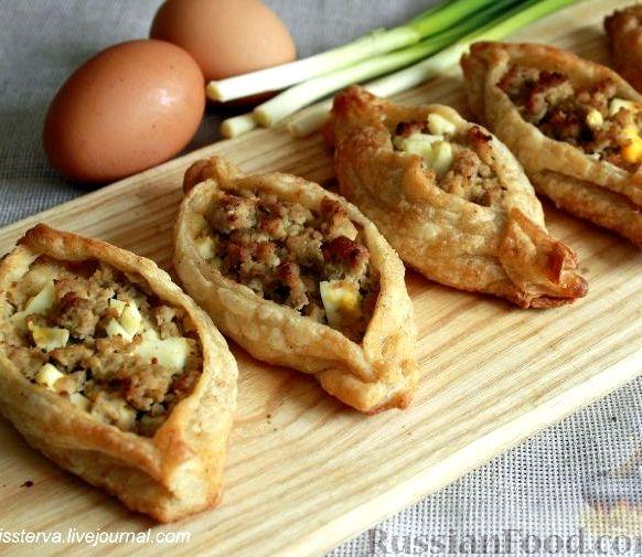 Гнездо из фарша с сыром рецепт с фото пошагово в духовке