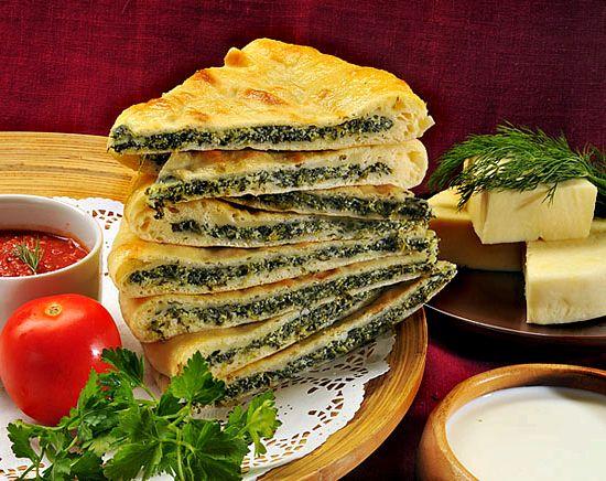 осетинские пироги рецепты приготовления с сыром