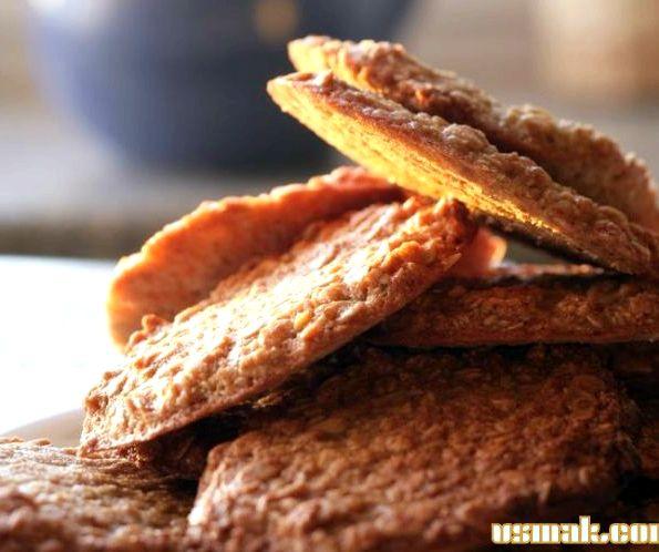 Рецепт овсяного печенья из овсяных хлопьев от юлии высоцкой