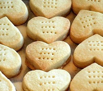 Рецепт печенья песочного с маргарином