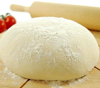 рецепт теста для пиццы быстро с дрожжами