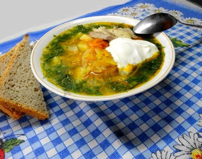 Как варить суп щи из свежей капусты пошаговый рецепт