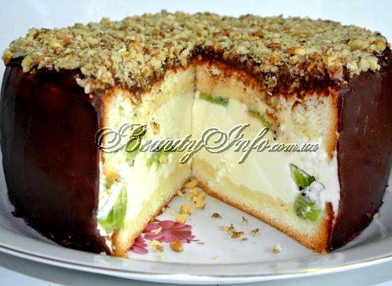 Рецепт суфле для торта с фото пошагово