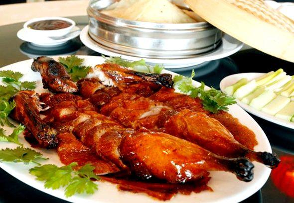 Рецепт утки по пекински в домашних условиях