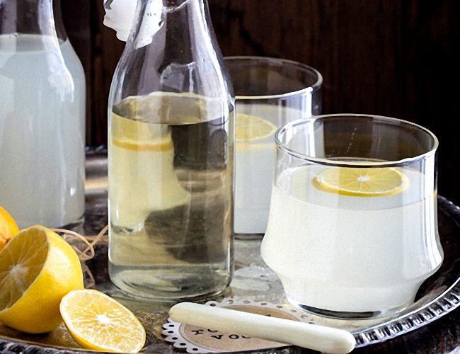 рецепт приготовления напитков из спирта в домашних условиях