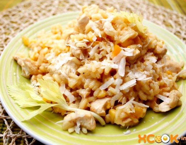 Как приготовить рис пошаговый рецепт