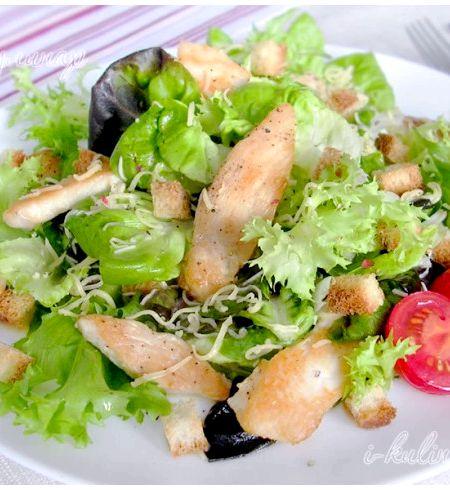 рецепты соуса к салату цезарь с фото