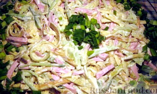 рецепты салатов с куриной грудкой без майонеза