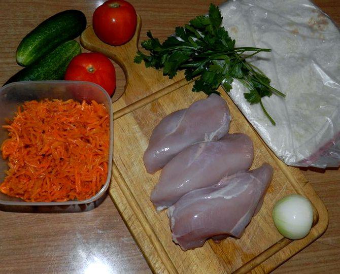 утка с курицей запеченные в духовке рецепт