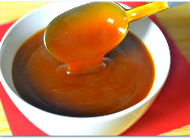 кисло сладкий соус из соевого соуса