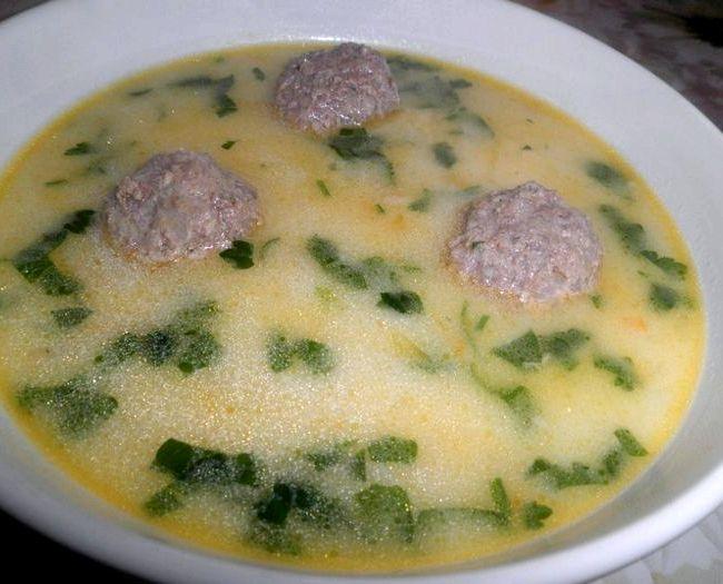 приготовления сырного супа рецепт с фото пошагово в