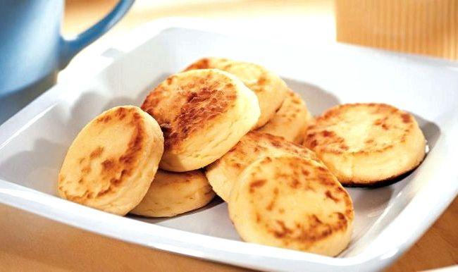 Сырники из творога обезжиренного рецепт