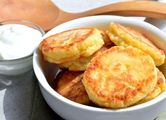 сырники с творогом пышные в духовке рецепт с фото