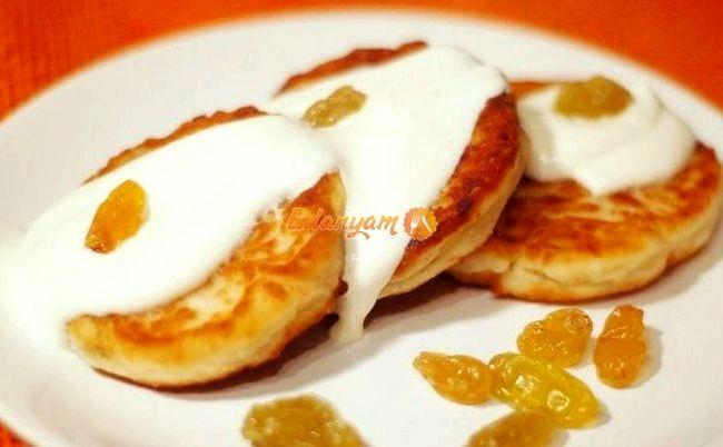 Сырники из творога - Пошаговый рецепт с фото Десерты 63